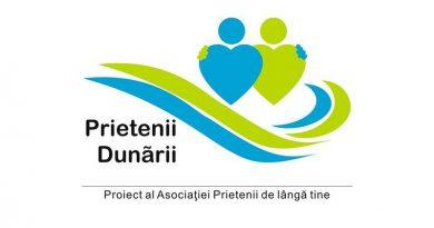 Sute de voluntari pentru sănătatea Dunării, pentru sănătatea comunităţii.